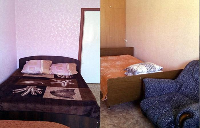 2-ух комнатная квартира №7