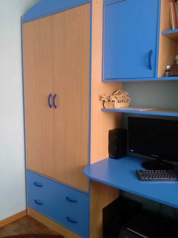 3-х комнатная квартира №16