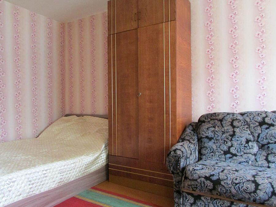 1-а комнатная квартира (эконом)