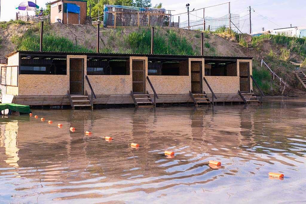 Бани на воде
