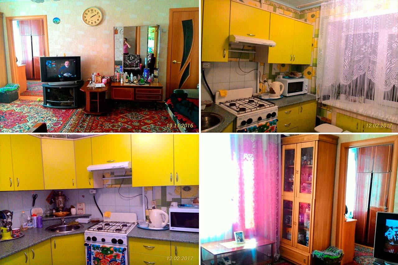 2-х комнатная квартира №11
